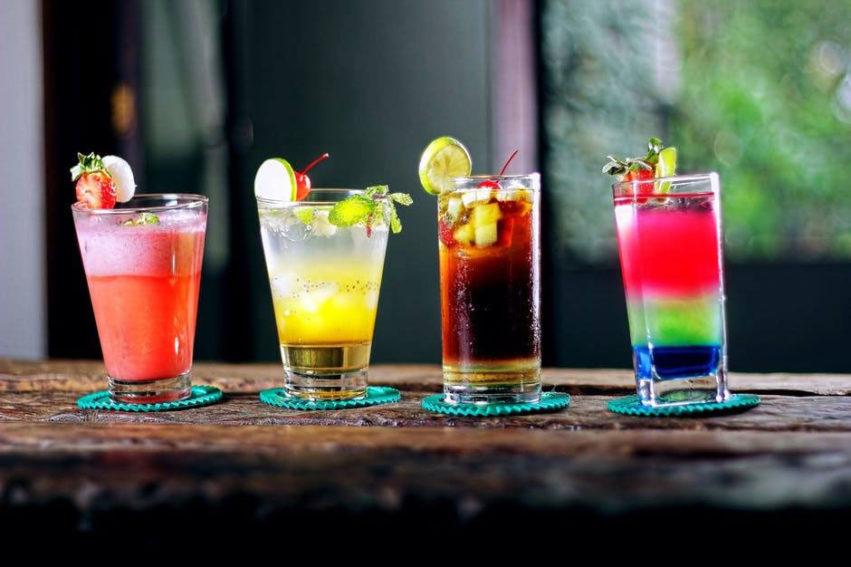 Een Drankje Is Gezond, MAAR..